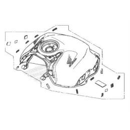 Fuel Tank Honda CBR650R 2019