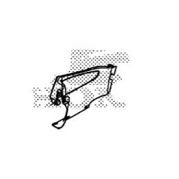 Couvre Intérieur Droit Supérieur Honda CBR650R 2019