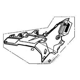 Center Cover Right Honda CB500X 2019 2020