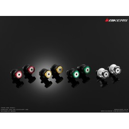 Swing Arm Spools Bikers Kawasaki Z250 2019