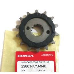 Pignon de Boîte 14T Honda CRF 250L 250M