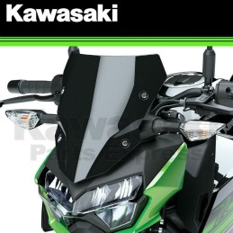 Accessory High Seat Kawasaki Z250 2019