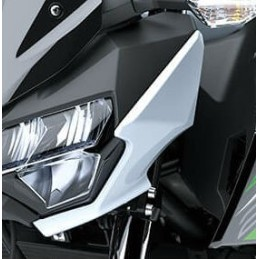 Carénage Gauche Phare Avant Kawasaki Z250 2019 2020