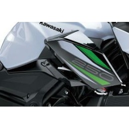Shroud Outer Right Kawasaki Z250 2019 2020