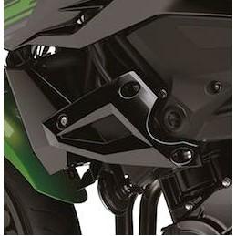 Cover Radiator Left Kawasaki Z250 2019 2020