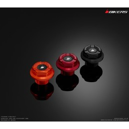 Center Bolt Bikers Kawasaki NINJA ZX-6R