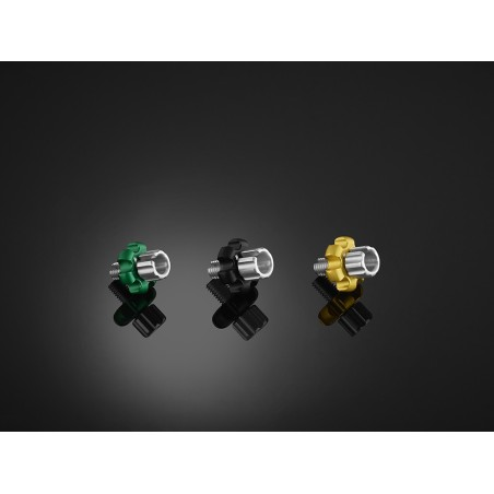 Ajusteur Cable Embrayage Stainless Bikers pour Moto