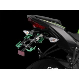 Adjustable License Plate Support Motorcycle Kawasaki NINJA ZX-6R