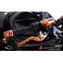 Levier de Frein Réglable et Ajustable Bikers Kawasaki ER6n 650
