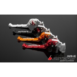 Folding Adjustable Clutch Lever Bikers Kawasaki ER6n 650