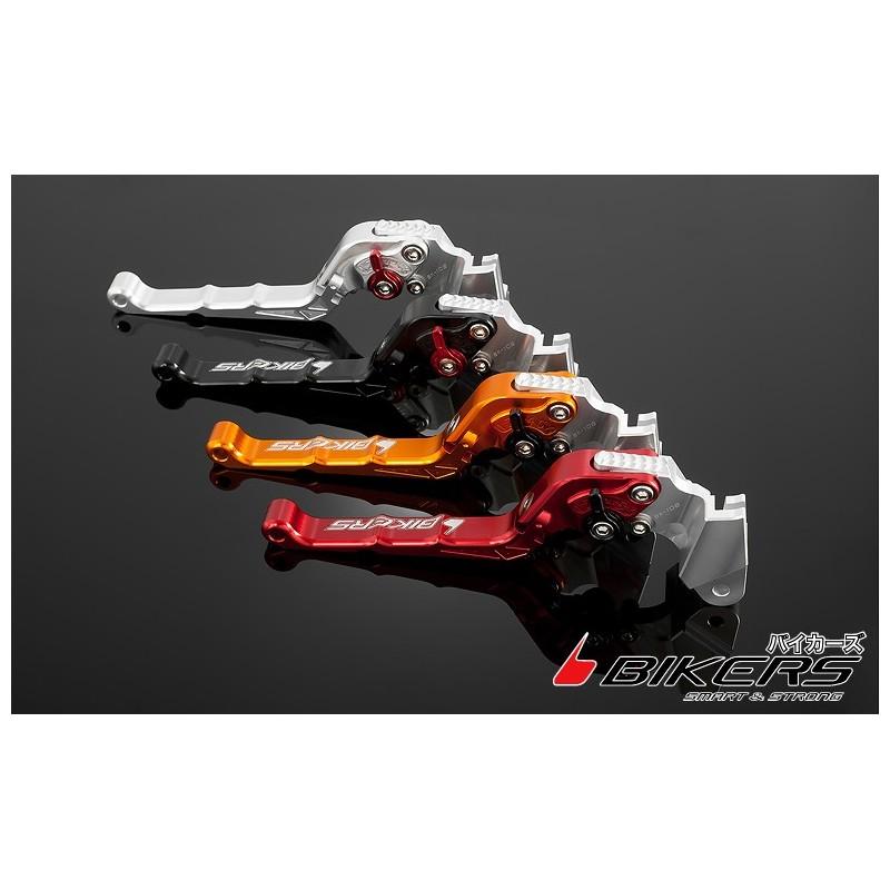 Folding Adjustable Clutch Lever Bikers Kawasaki ER6n 650