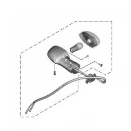 Rear Right Winker Yamaha XSR 155 2020