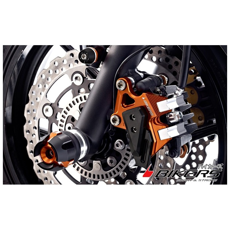 Protections Etriers de Frein avant Bikers Kawasaki ER6n 650