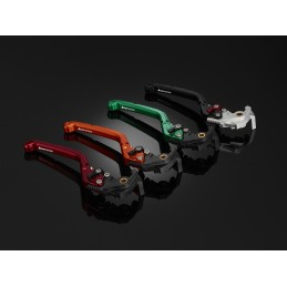 Folding Adjustable Brake Lever Bikers Kawasaki Z1000