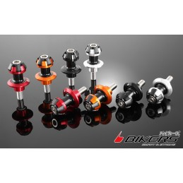 Swing Arm Spools Bikers Kawasaki ER6n 650