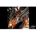 Swing Arm Spools Bikers Kawasaki ER6n 650