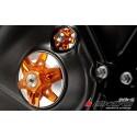 Bouchons Moteur Bikers Kawasaki ER6n 650