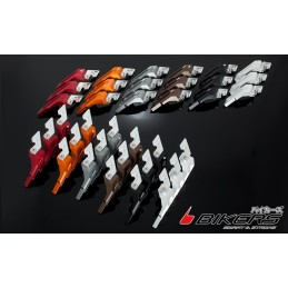 Protections Fourches Avant Bikers Kawasaki ER6n 650