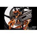 Chain Adjusters with Stand hook Bikers Kawasaki ER6n 650