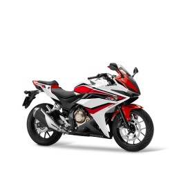 Set Stickers Honda CBR 500R Pearl Metalloid WHITE 2018