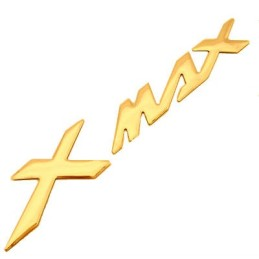 Emblem 3D GOLD Yamaha XMAX 300