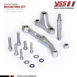 Kit Installation Amortisseur de Direction YSS Honda CB500F