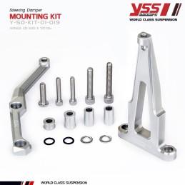 Mounting Kit Steering Damper YSS Honda CB500X 2019 2020 2021