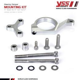 Kit Installation Amortisseur de Direction YSS Honda CBR650R