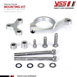 Mounting Kit Steering Damper YSS Honda CBR650R