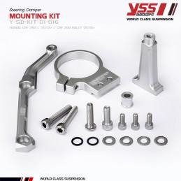 Kit Installation Amortisseur de Direction YSS Honda CRF 250