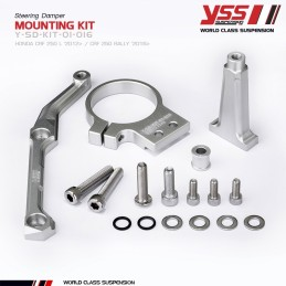 Mounting Kit Steering Damper YSS Honda CRF 250