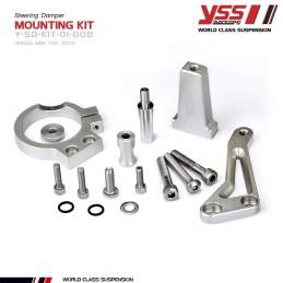 Kit Installation Amortisseur de Direction YSS Honda MSX GROM 125