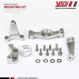 Mounting Kit Steering Damper YSS Yamaha YZF R3 / R25