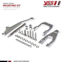 Mounting Kit Steering Damper YSS Honda PCX 2014/2017