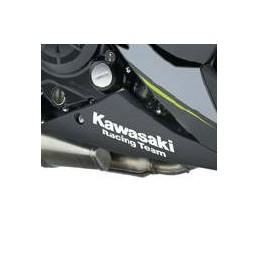 Autocollant Carénage Inferieur Droit Kawasaki NINJA 650 KRT 2018