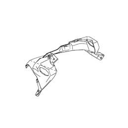 Couvre Intérieur Supérieur Kawasaki Z650 2020