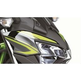 Cowling Upper Left Kawasaki Z650 2020 2021