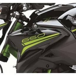 Carénage Ecope Gauche Kawasaki Z650 2020