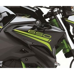 Carénage Ecope Droit Kawasaki Z650 2020