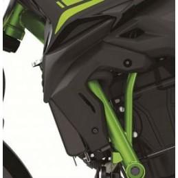 Couvre Radiateur Gauche Kawasaki Z650 2020