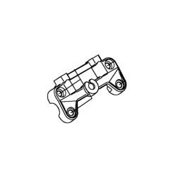 Holder Handle Upper Kawasaki Z900 2017 2018 2019