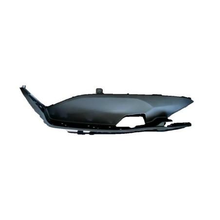 Left Floor Plastic + Trapdoor Honda PCX 125/150 v2