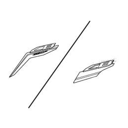 Stripe Shroud Left Honda CB650F 2017 2018