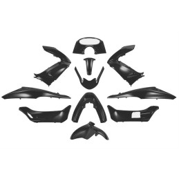 Set Body Fairing Mat Gunpowder Black Honda PCX 125/150 v1 v2