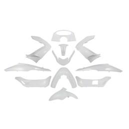 Set Body Fairing Pearl Himalayas White Honda PCX 125/150 v1 v2