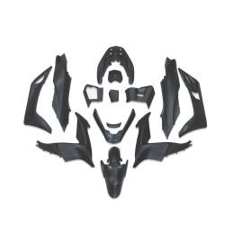 Set Body Fairing Mat Axis Black/Gray Metallic Honda PCX 125/150 v3