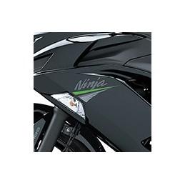 Pattern Cowling Side Left Kawasaki NINJA 650 2020 Black