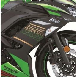 Set Patterns Cowling Side Right Kawasaki NINJA 650 2020 Green KRT