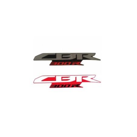 Mark Cowling Middle Honda CBR300R
