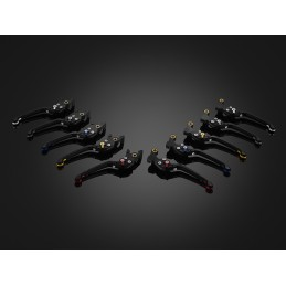 Set Folding Adjustable Levers Bikers Honda CB650R